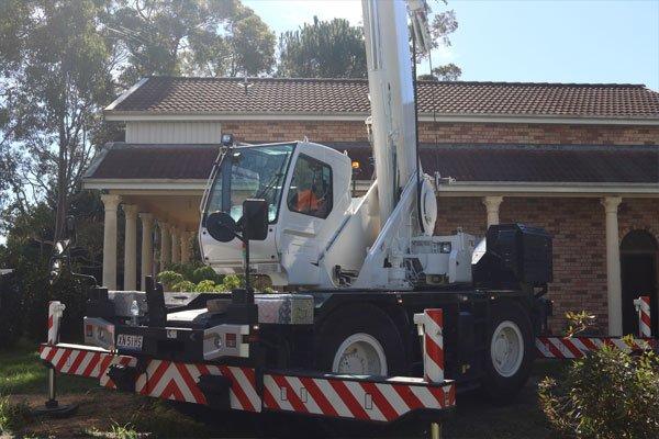 20t Mobile Crane Hire Sydney